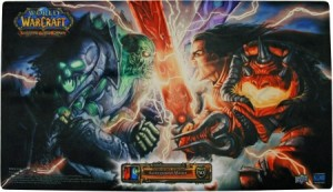Battleground Master: Human vs. Undead Playmat