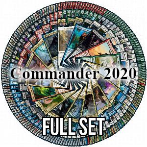 Commander: Ikoria: Full Set
