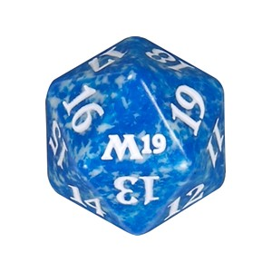 Core 2019: D20 Die (Blue)