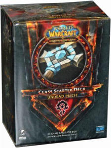 Class Starter Fall 2011: Horde Undead Priest Deck