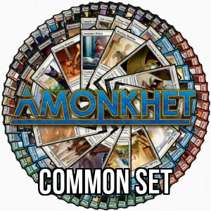 Set de Comunes de Amonkhet