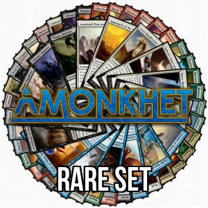 Set de Raras de Amonkhet