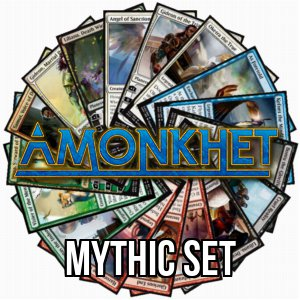 Set de Míticas de Amonkhet