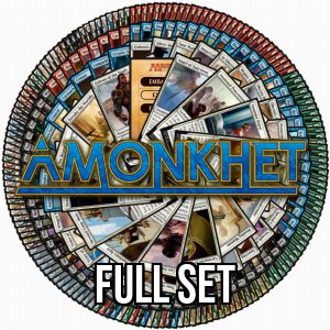 Set completo de Amonkhet