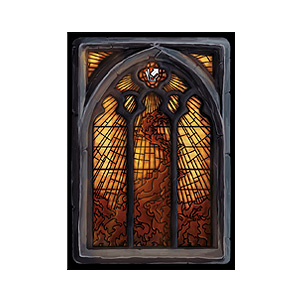 "Fundas 80 Cardmarket ""Cathedral - Hell"""