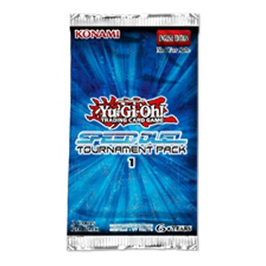 Booster de Speed Duel Tournament Pack 1