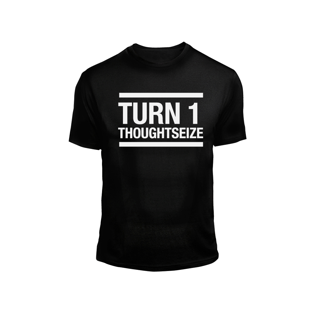"Cardmarket ""Turn 1 Thoughtseize"" T-Shirt"