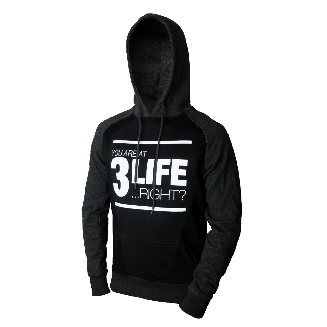 "Cardmarket ""You are at 3 Life ...right?"" Hoodie"