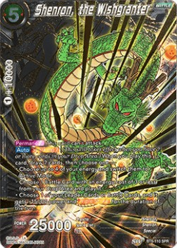 Shenron, the Wishgranter (Version 2 - Special Rare)