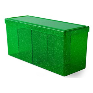 Dragon Shield: Caja con 4 compartimentos (Emerald)