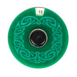 Blackfire Disk Life Counter (Green)