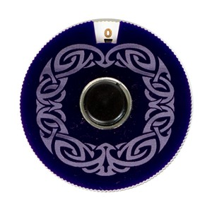 Blackfire Disk Life Counter (Purple)