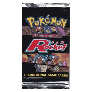 Team Rocket Booster