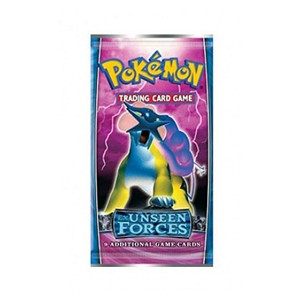 EX Unseen Forces Booster