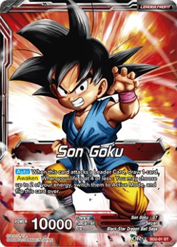Son Goku // Rising Spirit Super Saiyan Son Goku