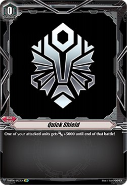 Quick Shield (V.4 - Special Parallel)