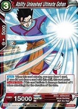 Ability Unleashed Ultimate Gohan