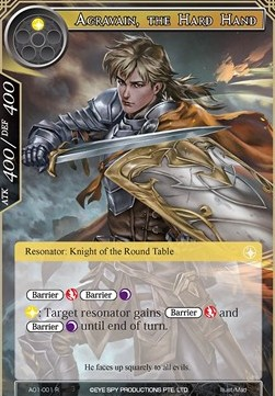Agravain, the Hard Hand
