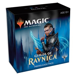 Guilds of Ravnica: Prerelease Pack (Dimir)