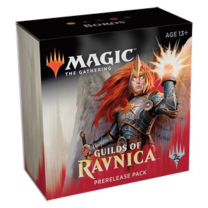 Guilds of Ravnica: Prerelease Pack (Boros)