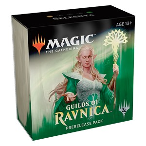 Guilds of Ravnica: Prerelease Pack (Selesnya)