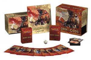 Fat Pack de Born of the Gods