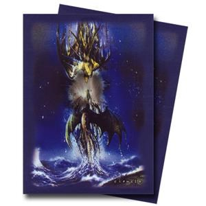 "Artist Gallery: 50 ""Ciruelo - Sky and Water"" Deck Protector Sleeves"