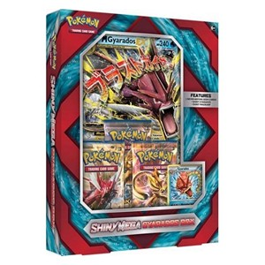 Shiny MGyarados EX Box