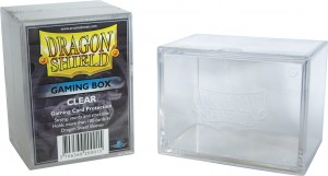 Dragon Shield Gaming Box (Translucent)