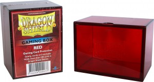 Dragon Shield Gaming Box (Red)