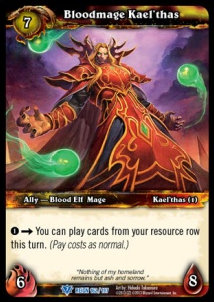 Bloodmage Kael'thas