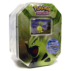 2007 Spring Collector's Tins: Tyranitar Tin (North American)