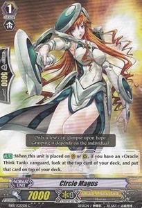 Circle Magus [G Format]
