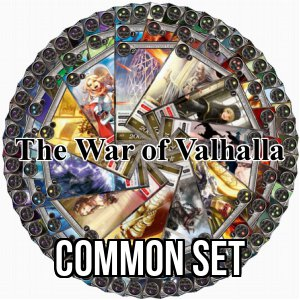 The War of Valhalla: Common Set