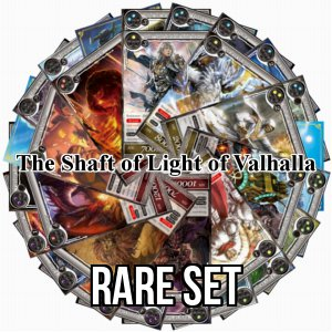 The Shaft of Light of Valhalla: Rare Set