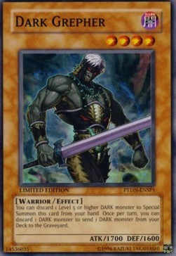 Dark Grepher (V.2 - Super Rare)