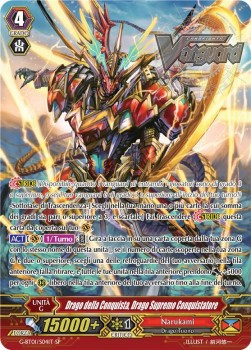 Conquering Supreme Dragon, Conquest Dragon [G Format] (V.2 - Special Parallel)