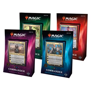 Commander 2018 Deck Set