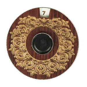 Blackfire Disk Life Counter (Wood)