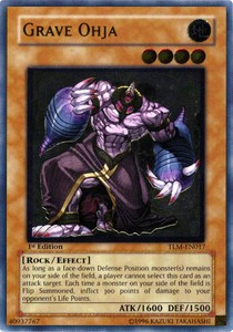 Grave Ohja (Version 2 - Ultimate Rare)