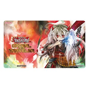 Ordeal of a Traveler Ghost Ogre & Snow Rabbit Mousepad
