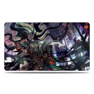 "War of the Spark: Japanese Alternate-Art Planeswalkers: ""Vraska, Swarm's Eminence"" Playmat"