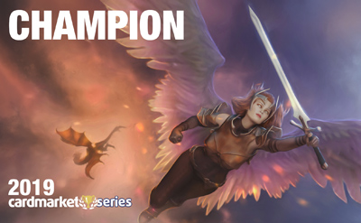 Cardmarket Series - Winner's Playmat