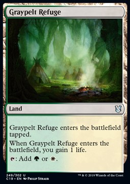 Graypelt Refuge