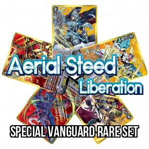 Aerial Steed Liberation: Special Vanguard Rare Set
