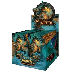 Battle of the Aspects: Treasure Pack Display