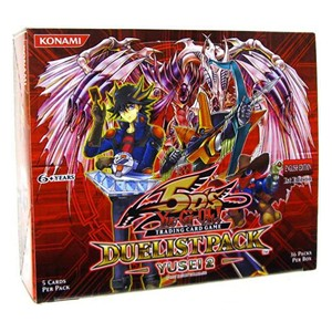 Duelist Pack: Yusei Fudo 2 Booster Box