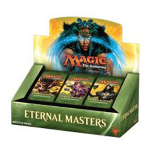 Eternal Masters Display