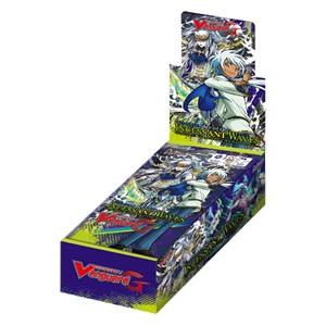 Commander of the Incessant Waves Booster Box