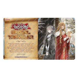 Ordeal of a Traveler Isolde, Two Tales of the Noble Knights Playmat
